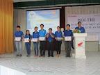 Đoàn TNCS Hồ Chí Minh Trường Cao đẳng Cộng đồng Vĩnh Long tổ chức nhiều hoạt động chào mừng kỷ niệm 82 năm ngày Thành lập Đoàn TNCS Hồ Chí Minh (26/3/1931-26/3/2013)