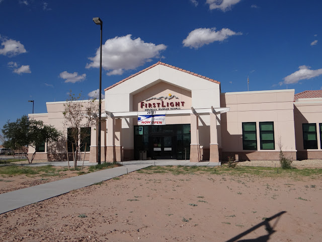East Fort Bliss CPU