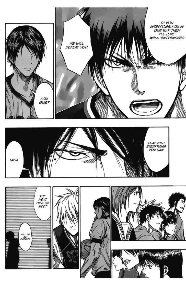 Kuroko no Basket Manga Chapter 145 - Image 18