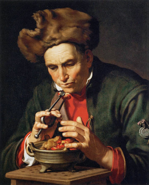 Abraham Bloemaert - Allegory of Winter