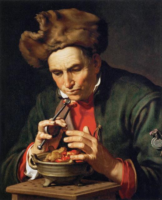 Abraham Bloemaert - Allegory of Winter