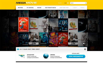 Megamovie la evolución de Megavideo que amenaza a Hollywood