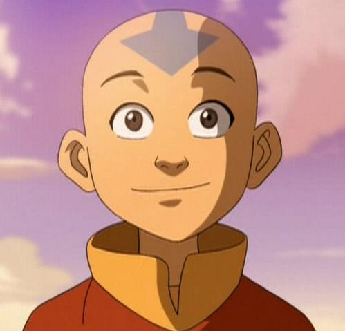 El diseño actual de Aang