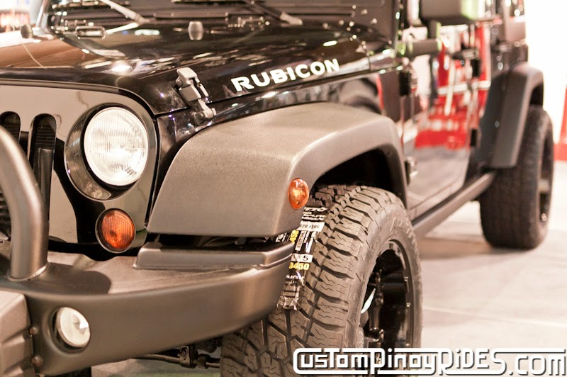 Trail and Camp-Ready JK Jeep Wrangler Rubicon Unlimited Custom Pinoy Rides Car Photography Manila Philippines pic2