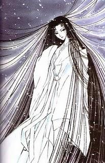 Goddess Yuki Onna Image
