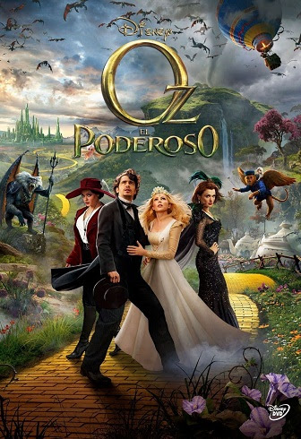 Oz: El Poderoso 2013 DVDRip Español Latino PL 1Link