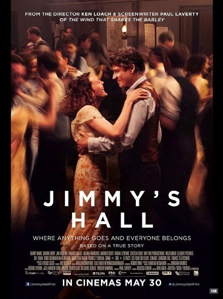 Poster Of English Movie Jimmy's Hall (2014) Free Download Full New Hollywood Movie Watch Online At alldownloads4u.com