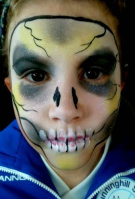 Facade Bodyart Face Painting and Airbrush Body Art UK