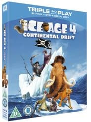 Emma in Bromley Ice Age 4 continental drift dvd cover review