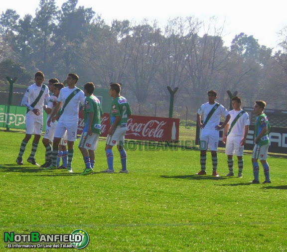 INFERIORES BANFIELD ARSENAL