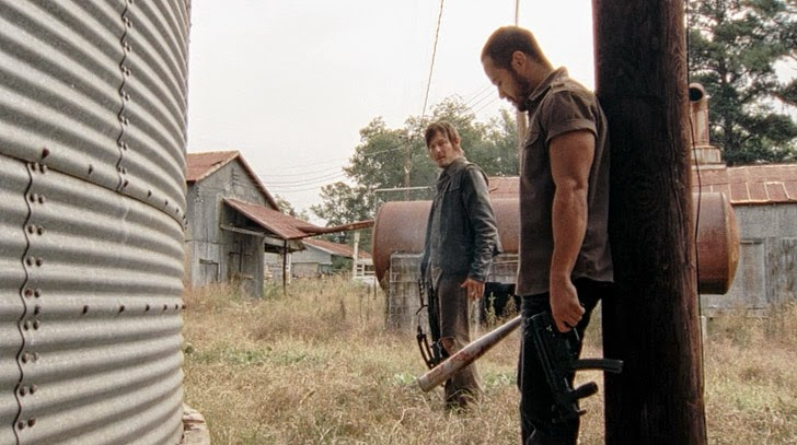The Silo (11 of the Best Walking Dead Loations).