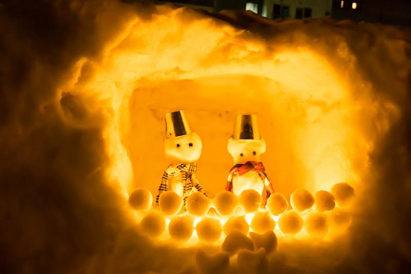 小樽雪あかりの路 写真13