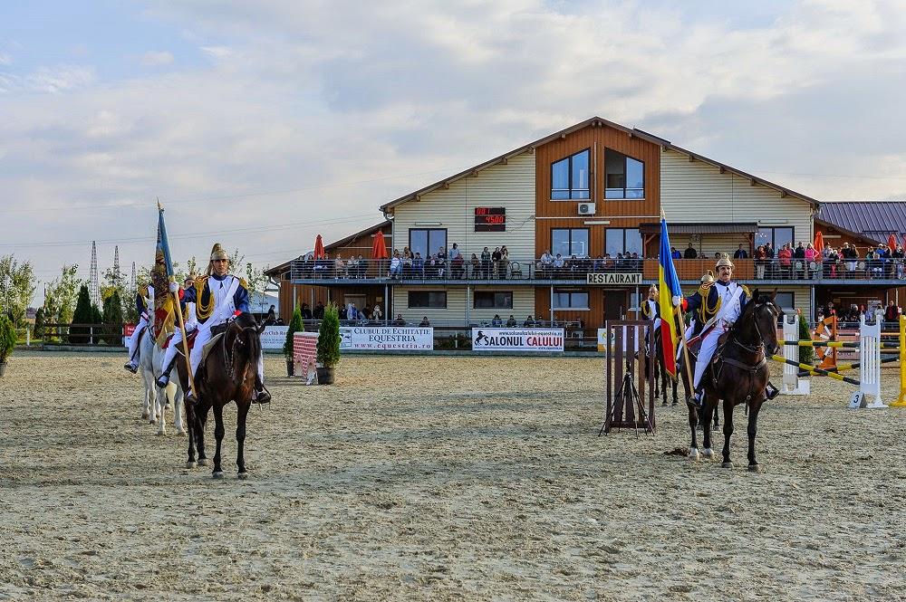 Principele Nicolae a acordat Înaltul Patronaj Salonului Calului