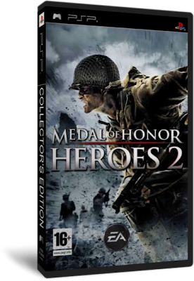 Medal Of Honor Heroes 2 [Full] [1 link] [Espa�ol] [PSP] [FS]