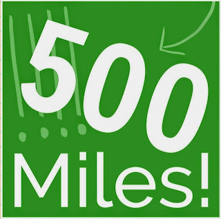 500 Miles: The result - I did it!