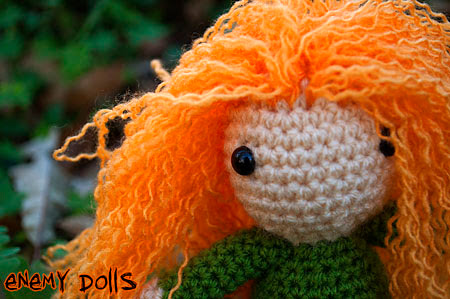 merida amigurumi brave disney princess