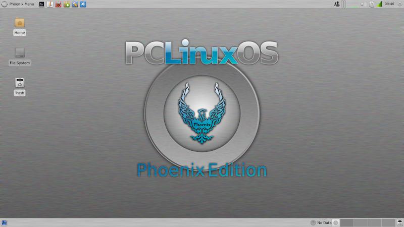 PCLinuxOS Phoenix 2011.7