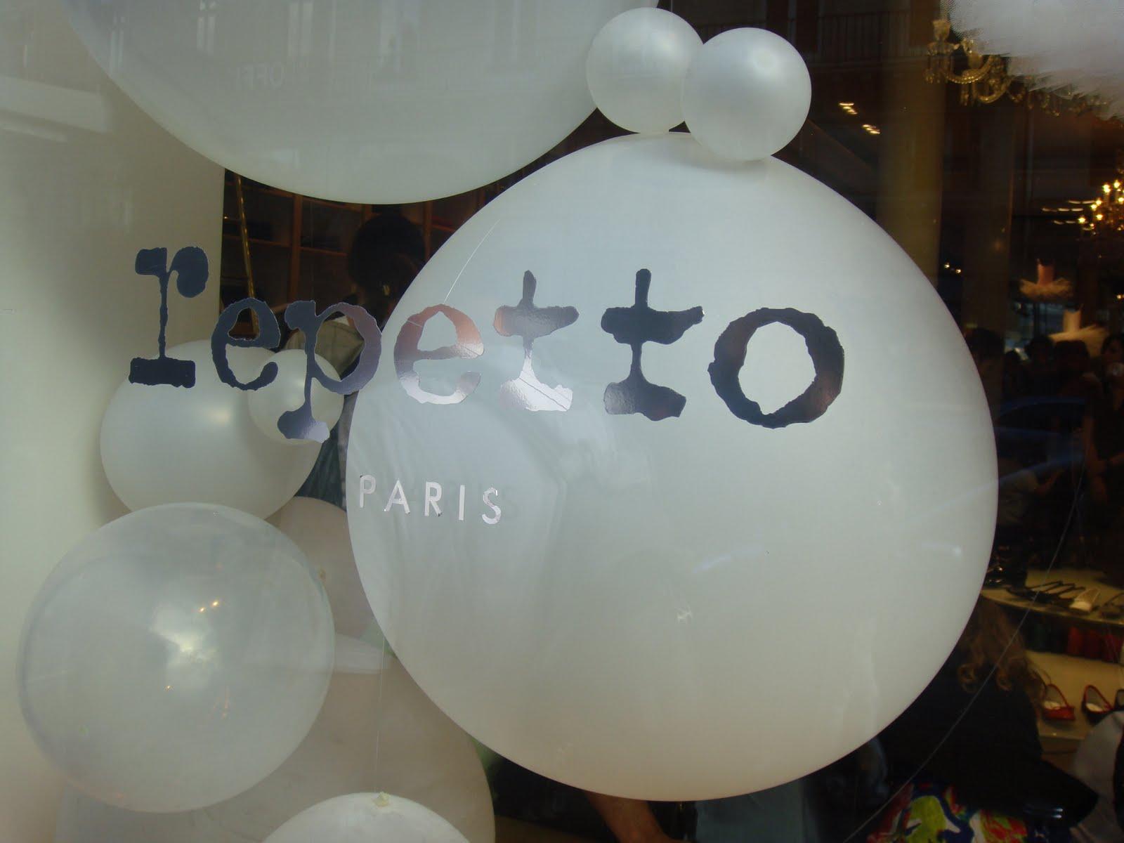 Repetto, París, Elisa N Blog de Diseño de Viajes