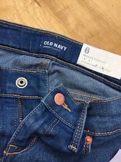 Quần jean bé gái hiệu Oldnavy, hàng xuất xịn made in cambodia, size từ 5-16T.