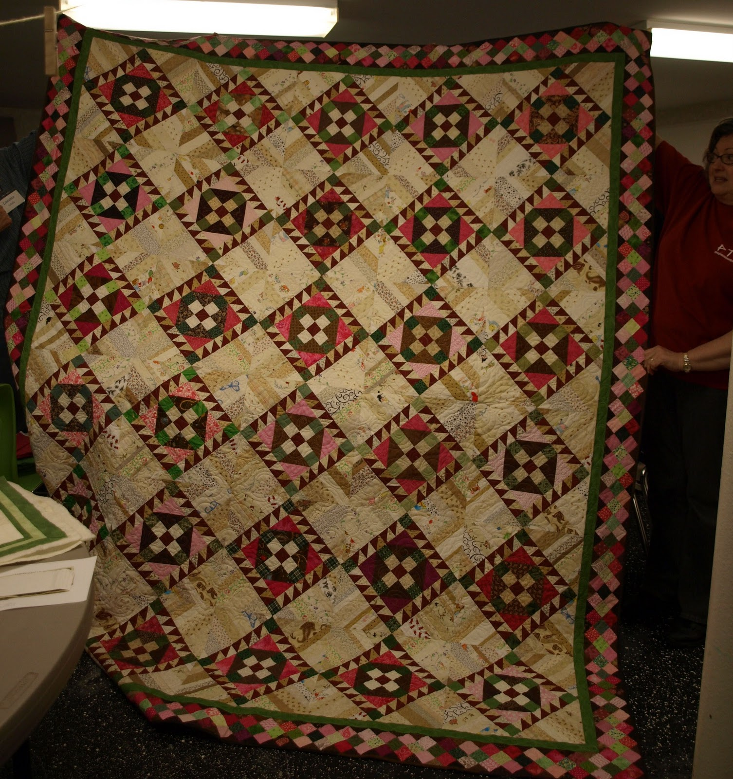 The Possum Town Quilters Of Columbus Ms Usa March 2011