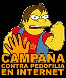 CAMPAÑA CONTRA EL ABUSO SEXUAL DE MENORES Y PEDOFILIA EN INTERNET