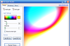 برنامج هوت سبوت ستوديو للتعديل على الصور Hot Spot Studio