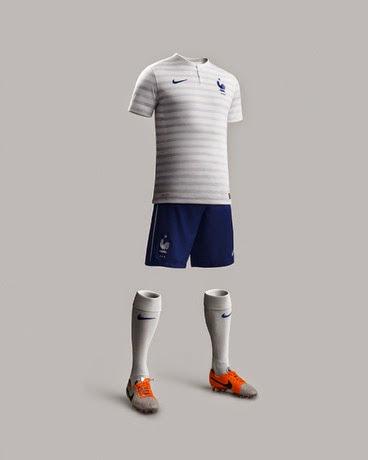 áo bóng đá đội tuyển pháp sân khách