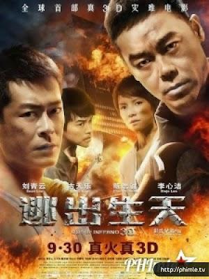 Phim Thoát Khỏi Biển Lửa - Out of Inferno (2013)
