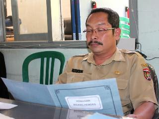 Daftar Desa Penerima ADD Kabupaten/Kota