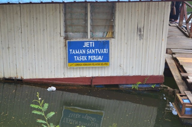 Tasik-Pergau-Lake