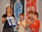 Blockflötengruppe des MV Mimbach