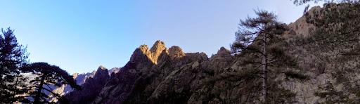 Une belle journée sur le massif de Bonifatu