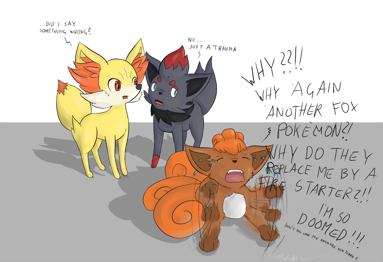 Vulpix And Grow...