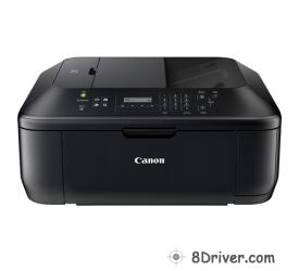 Tải phần mềm máy in Canon PIXMA MX372 – hướng dẫn thêm máy in | May in