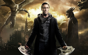 New Wallpaper I, Frankenstein 2014