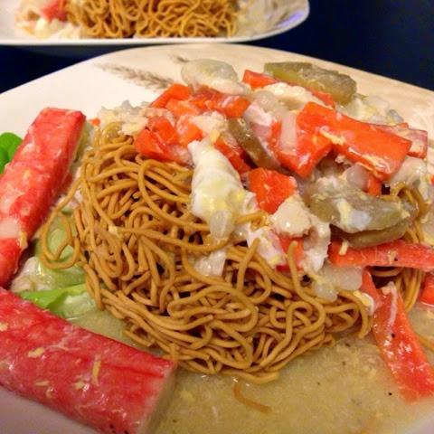 Cantonese Yee Mee