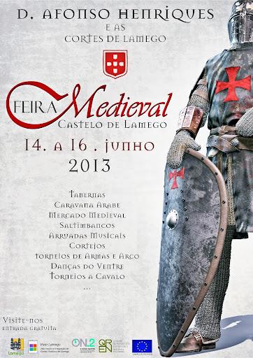 Abertura do espaço museológico do Castelo de Lamego marca Feira Medieval deste ano