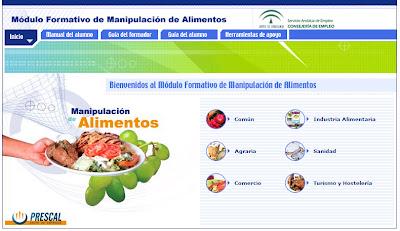 Manipulador de alimentos - Carne manipulacion de alimentos ...