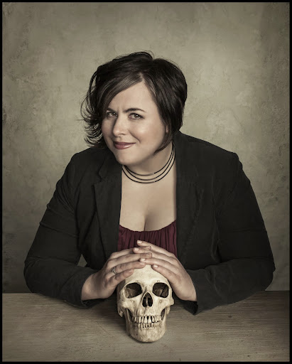 Dr. Mütter's Marvels author Cristin O'Keefe Aptowicz