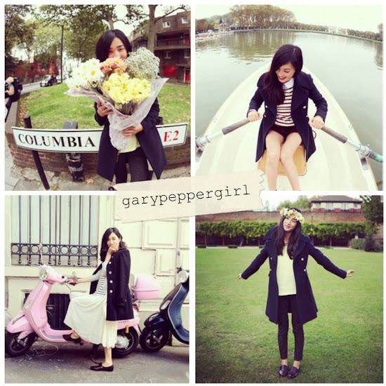 Gary Pepper vintage fashion Blogger instagram