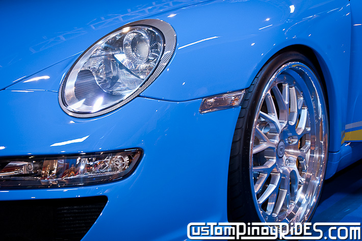 2005 Porsche Carrera S 997 by Unique Autoworks - 2012 Manila Auto Salon Best of Show Custom Pinoy Rides Car Photography pic16