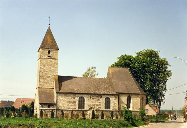Figuur 7: De Kapel van Breisem.