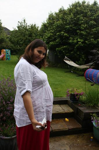 Pregnancy diary week 20