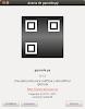 Liberada la versión 0.1.5 de GQRCode para Oneiric Ocelot