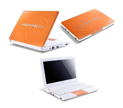 Laptop Acer Aspire One Happy