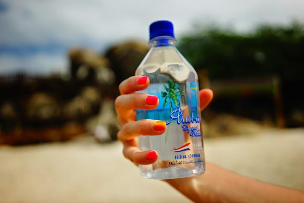 Aruba crystal water