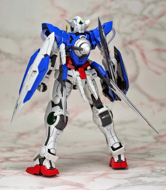 Mô hình MG Gudam Exia-Bandai-Nhat Ban-4543112594525-3