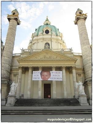 Karlsckirche, viena