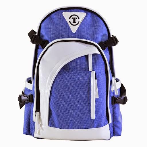 Cute waterproof Travel Rucksack School Bag Satchel Canv