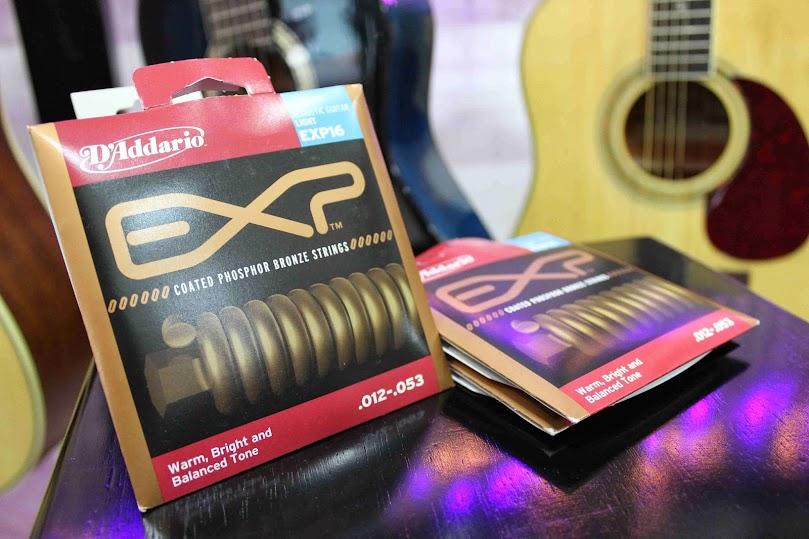 Dây Đàn Guitar Acoustic - D'Addario EXP16